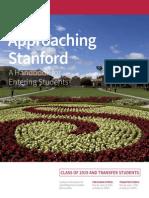 Approaching Stanford Handbook 2015