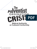 Adventist Ordination Crisis