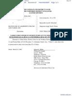 Spark Network Services, Inc. v. Match.Com, LP et al - Document No. 27