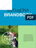 MyDogDNA Brand Book