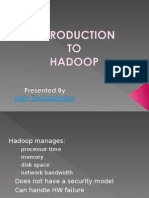 Hadoop Training Institute in Bangalore