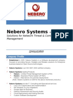 Nebero - Unified Threat Management Software