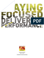 UltraTech Annual Report 2013 14