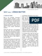 1Q 2013 Newsletter