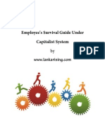 Private Sector Employee Survival Guide Under Capitalism