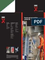 Fosroc Concrete Repair Remediation to EN1504
