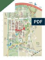 University of Bremen Map