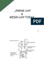 Materi Kuliah Turbin Uap & Mesin Uap Torak