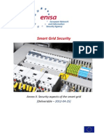 ENISA_Annex II - Security Aspects of Smart Grid