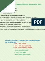 Ed.cívica Regras e Inf.