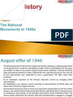 9(B) the National Movements in 1940s.ppt