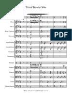 Tritsch - Full Score