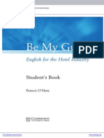Be My Guest Students Book Frontmatter