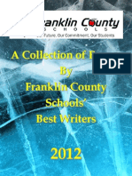 Best Writers 2012