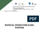 Manual Karl Popper 138402
