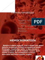 Hemocromatoza