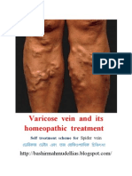 193729653 Varicose Vein and Its Homeopathic Cure Dr Bashir Mahmud Ellias