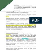 Notas Aclaratorias Otras Formas de Provisión de Puestos de Trabajo