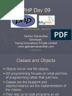 09 OO PHP Register