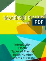 Plastic Hazards
