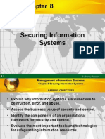 Ch08 Securing Information Systems