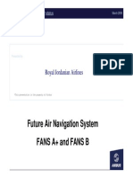 Airbus FANS Presentation