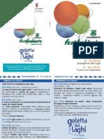 Festambiente 2015-  programma