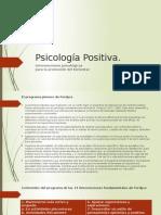 Psicología Positiva 2
