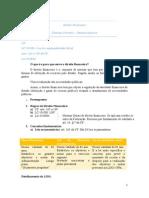 Direito Financeiro - Tathiane Piscitelli - caderno LFG