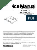 tda0172x manual