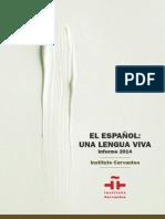 El Español Lengua Viva 2014