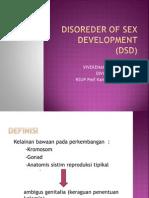 Disoreder Sex of Development