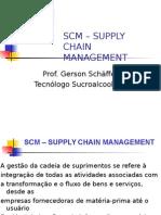 02 Scm Supply Chain Management