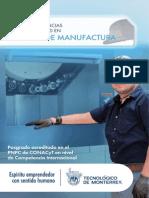 Maestria Ciencias Sistemas de Manufactura Monterrey