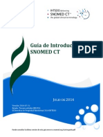 Guía de Introducción a Snomed Ct (Ed. Español)