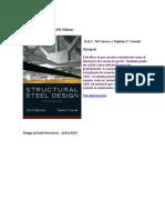 Libros de Estructuras Metalicas