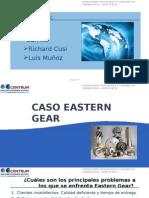 Caso Eastern Gear - Grupo 4