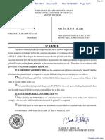 Parham v. Bushway et al - Document No. 11