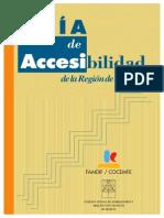 Guia Accesibilidad Region de Murcia