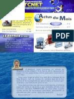 Magazine marketing ArgentCNet