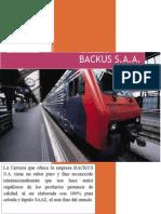 BACKUS Falta Completar Optimizacion