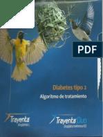 Diabetes Tipo 2-Algoritmo de Tratamiento