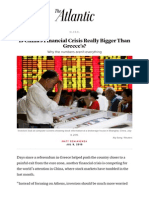 Should We Worry About China's Stock Market Slowdown_ - The Atlantic
