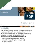 IP Prefix List 1