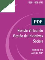 Revista Virtual de Gestão de Iniciativas Sociais - Edição Especial sobre Educação Infantil