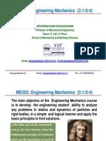 ME202 Engineering Mechanics L1