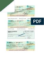 Imagenes Cheques