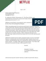 FINAL ExParteCharterPeeringPolicy 07 15 2015
