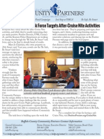 Community Partners' July 2015 Newsletter