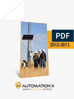2012-2013 Automation-X SCADA Catalog